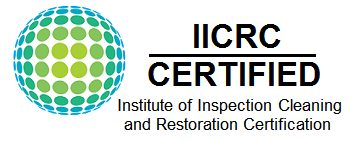 Certification IICRC